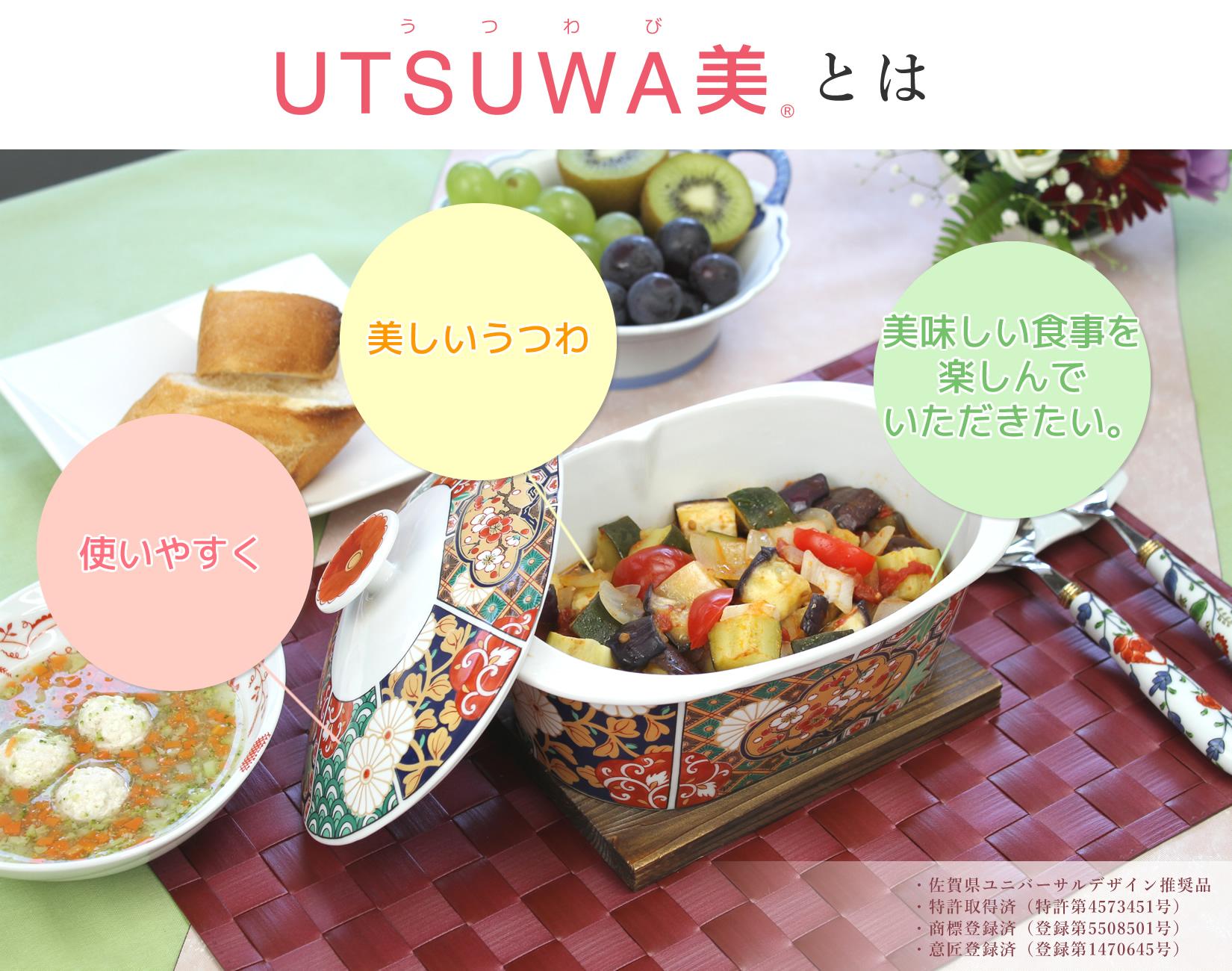 UTSUWA美とは